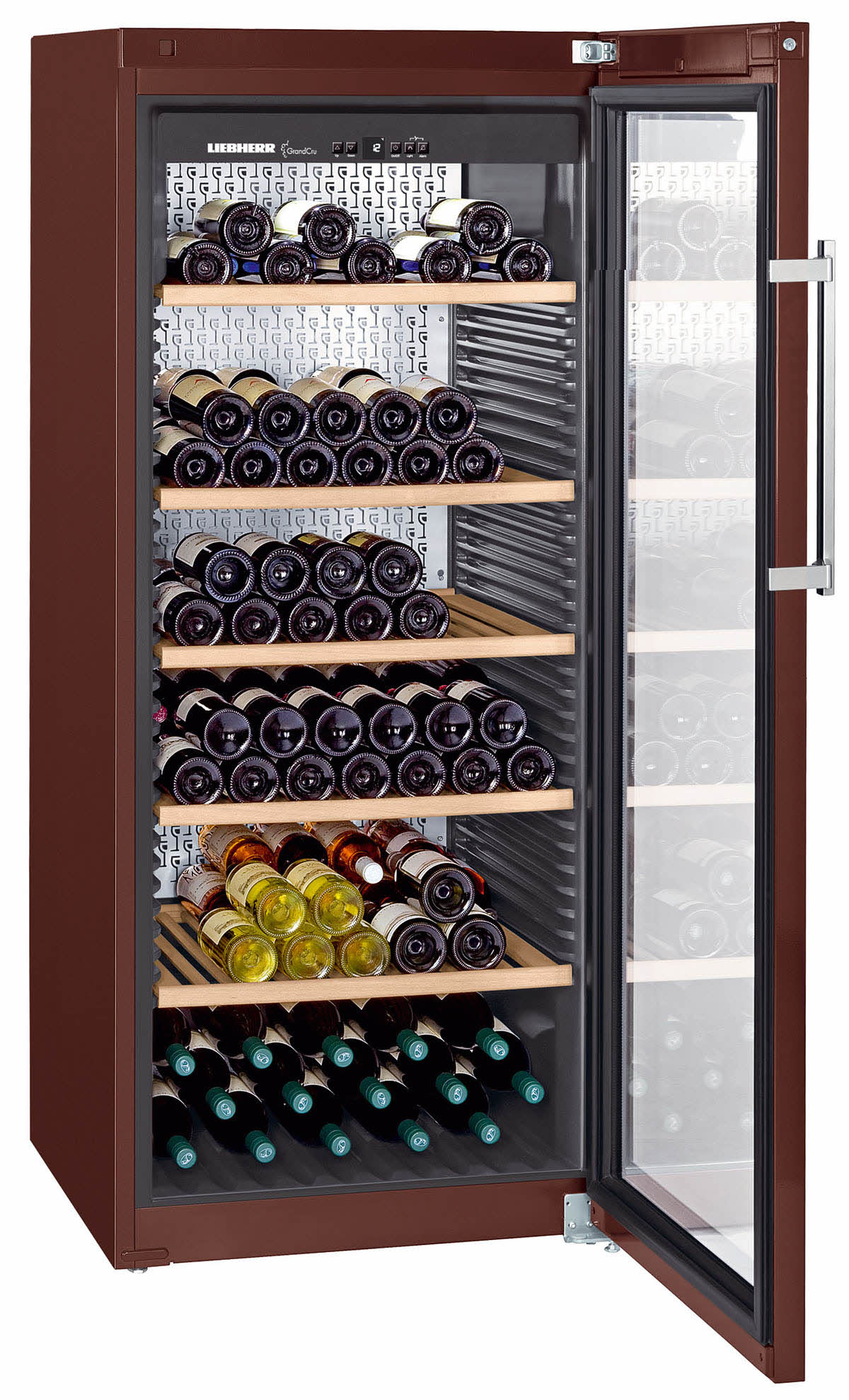 wkt 4552 wine cabinets grand cru liebherr armoire vin. Black Bedroom Furniture Sets. Home Design Ideas
