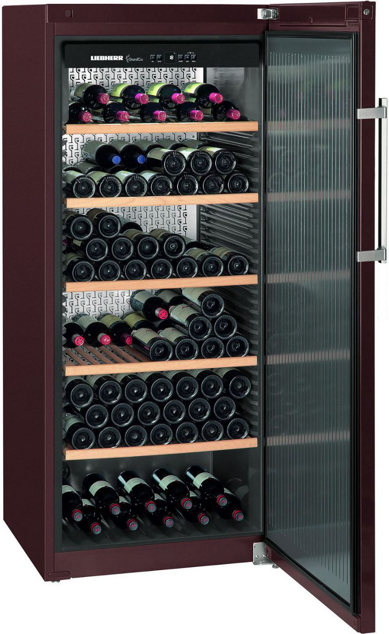 wkt 4551 wine cabinets grand cru liebherr armoire vin. Black Bedroom Furniture Sets. Home Design Ideas