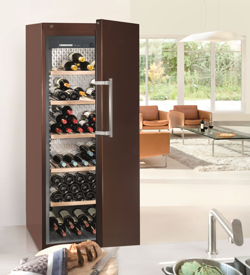 wkt 4551 wine cabinets grand cru liebherr armoire vin. Black Bedroom Furniture Sets. Home Design Ideas