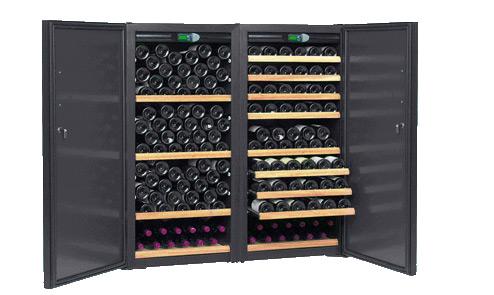 wine maturing cabinet armoire vin. Black Bedroom Furniture Sets. Home Design Ideas